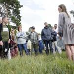 Excursion i Ojnareskogen